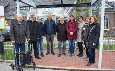 Barrierefreier Ausbau von ÖPNV-Haltestellen geht voran
