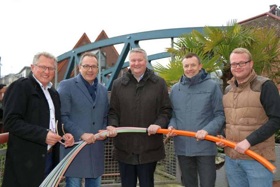 Breitbandausbau in Meppen schreitet voran