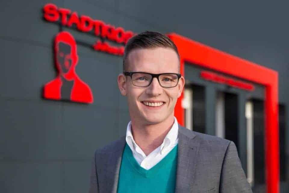 Stadtkiosk Julius Frilling – eines der am schnellsten wachsenden Unternehmen Europas