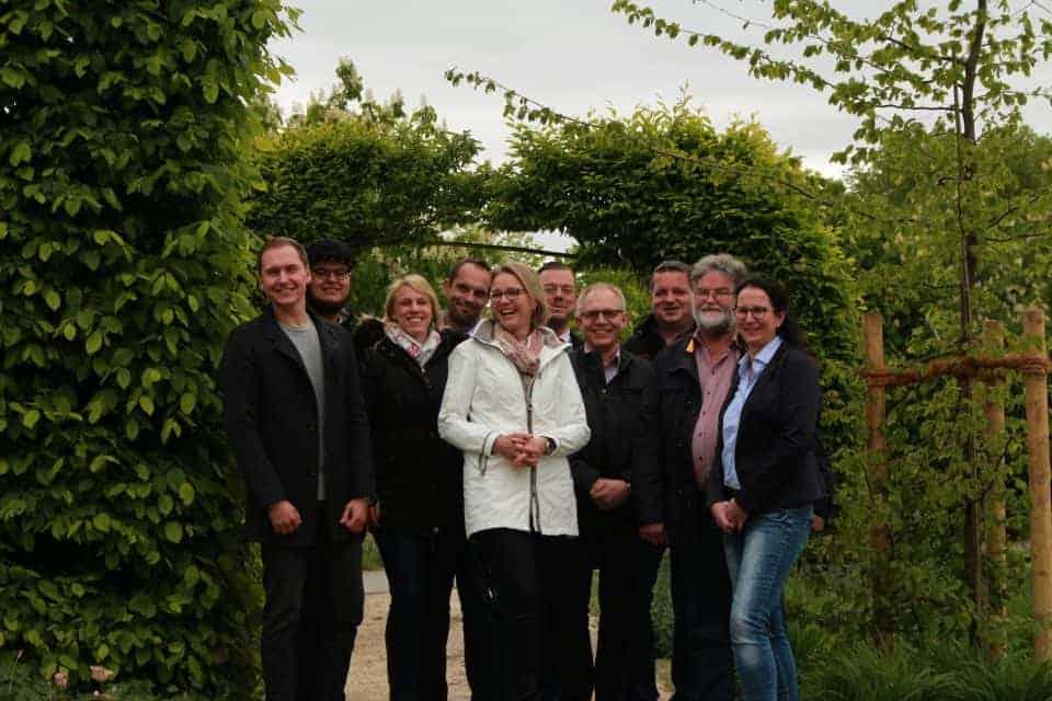 Kulinarische Weltreise auf der Blumenschau Papenburg