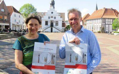 """Aktionswoche """"FairSpeisen"""" vom 13. bis 19. Mai 2019"""