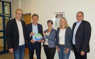 Stadt Lingen erstmals als familienfreundlicher Arbeitgeber zertifiziert