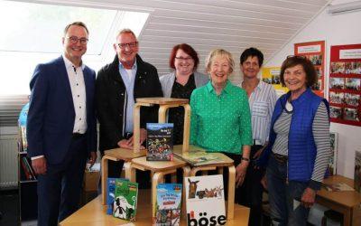 Bürgerstiftung fördert Lesespaß in Altharen