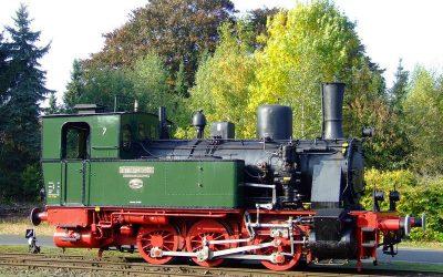 Haselünne: Restauration der Dampflokomotive NIEDERSACHSEN geht weiter