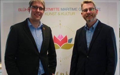 Blumenschau: Ems-Achse als Kooperationspartner dabei