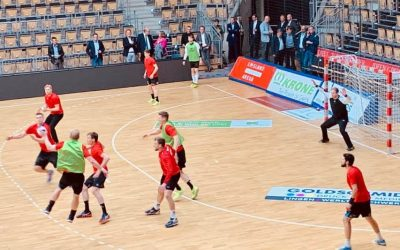 Sport trifft Wirtschaft – HSG Nordhorn Lingen empfängt Lingener Unternehmer