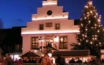 Bewerbungen für den Lingener Weihnachtsmarkt