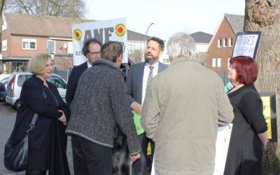 Bürgerinitiativen sprechen am Donnerstag mit Umweltminister Olaf Lies in Hannover über die Zukunft der Brennelementefabrik in Lingen