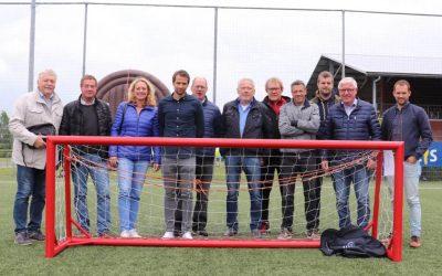 Walking Football – Fußball im Gehen soll das Emsland begeistern