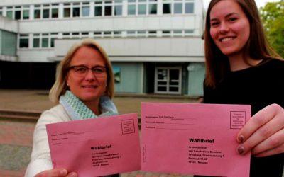 Wahlbüro öffnet ab 6. Mai  – Briefwahl online oder per Karte